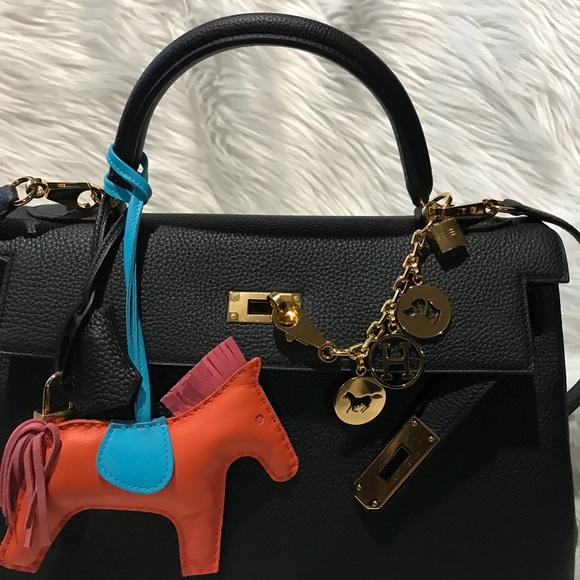 1b9b4755a8aa Hermes Breloque Charm Gold Bag Charm